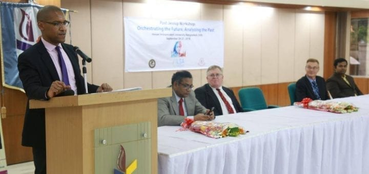 Post-Jessup workshop held at IUB